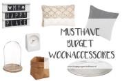 musthaves, interieur, koopjes