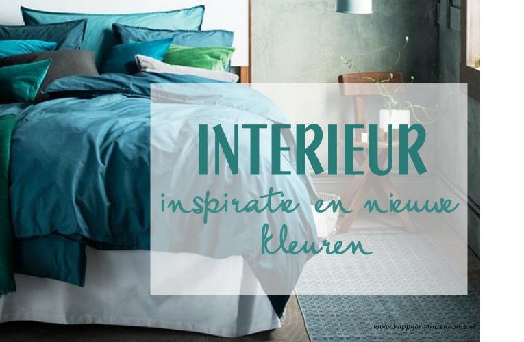 interieur inspiratie nieuwe kleuren voor mijn slaapkamer