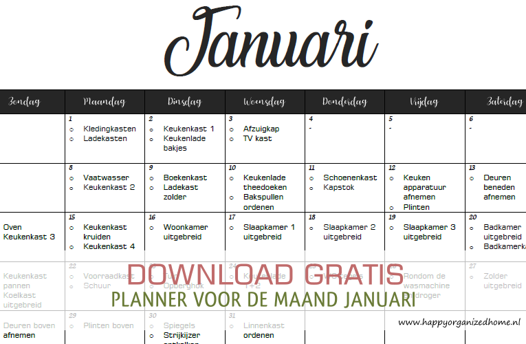 planning. planner, download
