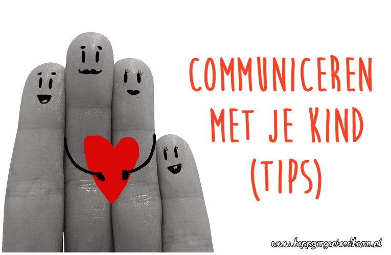 COMMUNICEREN MET JE KIND