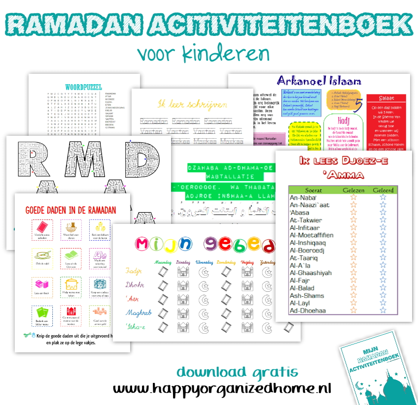 ramadan, kids, ramadan voor kinderen