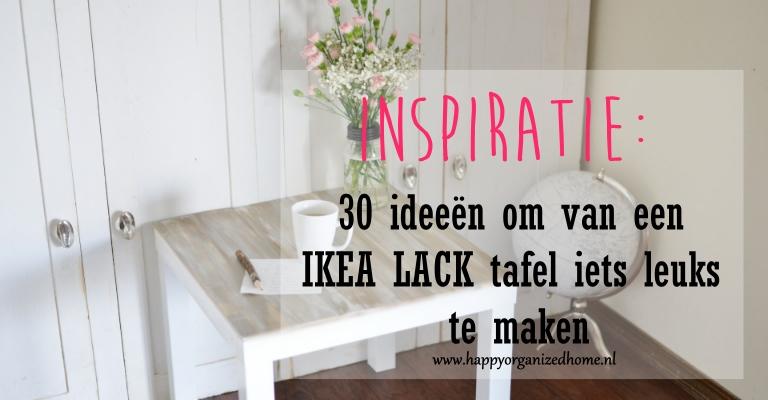 INSPIRATIE: 30 IKEA LACK HACKS