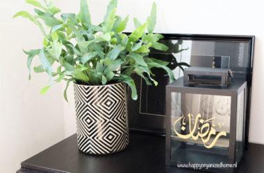 ramadan, voorbereidingen